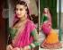 Girlish Pink And Mustard Net Lehenga Choli