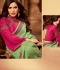 mint green designer silk saree 2309