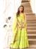Bollywood Sara Ali khan Green Kurti palazzo
