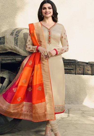 649a7805ed prachi-desai-beige-satin-georgette-straight-cut-suit -with-banarasi-dupatta-9875.jpg