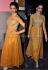 Deepika yellow anarkali chennai express promo suit