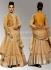 Beige colour palazzo Wedding wear