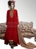 Red and beige exclusive palazzo Wedding wear