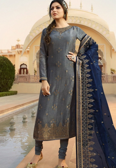 475d2a3ede grey-jacquard-embroidered-straight-churidar-suit-3704.jpg